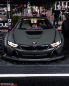 Liberty Walk Widebody BMW i8 Airride Savini Folierung 11 135x169 Ultrafett: Liberty Walk Widebody BMW i8 mit Airride Fahrwerk