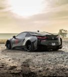 Liberty Walk Widebody BMW i8 Airride Savini Folierung 35 135x154 Ultrafett: Liberty Walk Widebody BMW i8 mit Airride Fahrwerk
