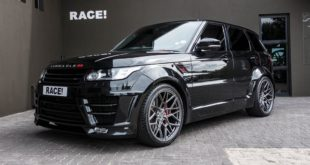 Lumma CLR RS Widebody Range Rover Sport Urban UV 1 Vossen Tuning 1 310x165 Perfekt: ADV.1 Wheels am Mercedes CLK63 Black Series