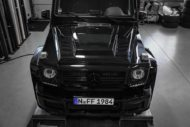 MD Exclusive Cardesign Mercedes G350d Prior Design Widebody Tuning 1 190x127 Black Label   M&D Exclusive Cardesign Mercedes G350d