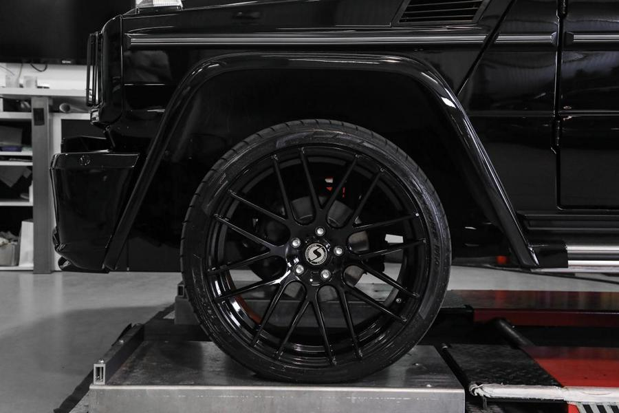 MD Exclusive Cardesign Mercedes G350d Prior Design Widebody Tuning 2 Black Label   M&D Exclusive Cardesign Mercedes G350d