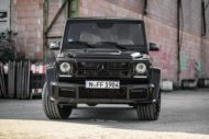 MD Exclusive Cardesign Mercedes G350d Prior Design Widebody Tuning 4 190x127 Black Label   M&D Exclusive Cardesign Mercedes G350d