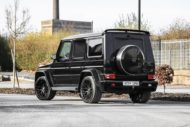 MD Exclusive Cardesign Mercedes G350d Prior Design Widebody Tuning 6 190x127 Black Label   M&D Exclusive Cardesign Mercedes G350d