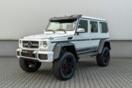 """Mercedes G BRABUS 700 4x4² one of ten Final Edition Tuning 10 190x127 Mercedes G   BRABUS 700 4x4² """"one of ten"""" Final Edition"""