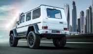 """Mercedes G BRABUS 700 4x4² one of ten Final Edition Tuning 2 190x110 Mercedes G   BRABUS 700 4x4² """"one of ten"""" Final Edition"""