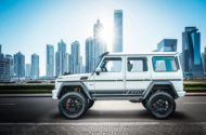 """Mercedes G BRABUS 700 4x4² one of ten Final Edition Tuning 4 190x125 Mercedes G   BRABUS 700 4x4² """"one of ten"""" Final Edition"""