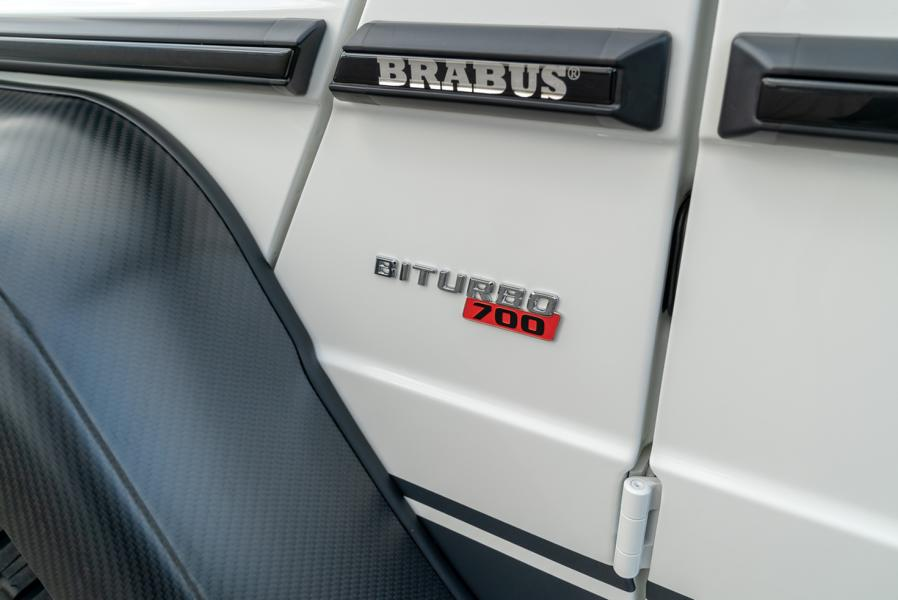 """Mercedes G BRABUS 700 4x4² one of ten Final Edition Tuning 6 Mercedes G   BRABUS 700 4x4² """"one of ten"""" Final Edition"""