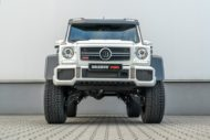 """Mercedes G BRABUS 700 4x4² one of ten Final Edition Tuning 9 190x127 Mercedes G   BRABUS 700 4x4² """"one of ten"""" Final Edition"""