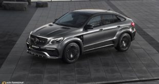 Mercedes GLE63 C292 Widebody Vossen Tuning 6 310x165 806 PS Mercedes GLE63 AMGs Widebody von auto dynamics