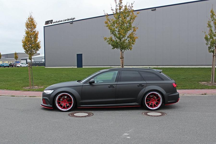 PD600R Widebody Audi A6 Rennen Forged R55 Tuning Prior 2 Full House: PD600R Widebody Audi A6 auf 21 Zöllern