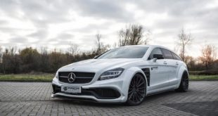 Prior PDV4 Widebody Mercedes CLS Shooting Brake W218 Tuning 2018 8 310x165 Widebody PDQ8XS Audi Q8 von Prior Design auf 22 Zöllern