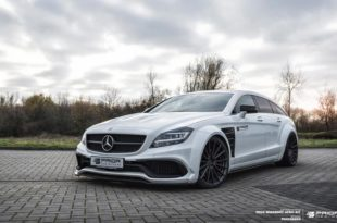 Prior PDV4 Widebody Mercedes CLS Shooting Brake W218 Tuning 2018 8 310x205 Traumhaft: Prior PDV4 Widebody Mercedes CLS Shooting Brake