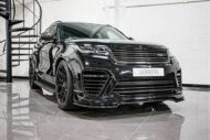 Range Rover Velar Urban Automotive Carbon Bodykit Tuning 10 190x127 Carbon Body: Range Rover Velar von Urban Automotive