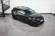 Range Rover Velar Urban Automotive Carbon Bodykit Tuning 14 190x127 Carbon Body: Range Rover Velar von Urban Automotive