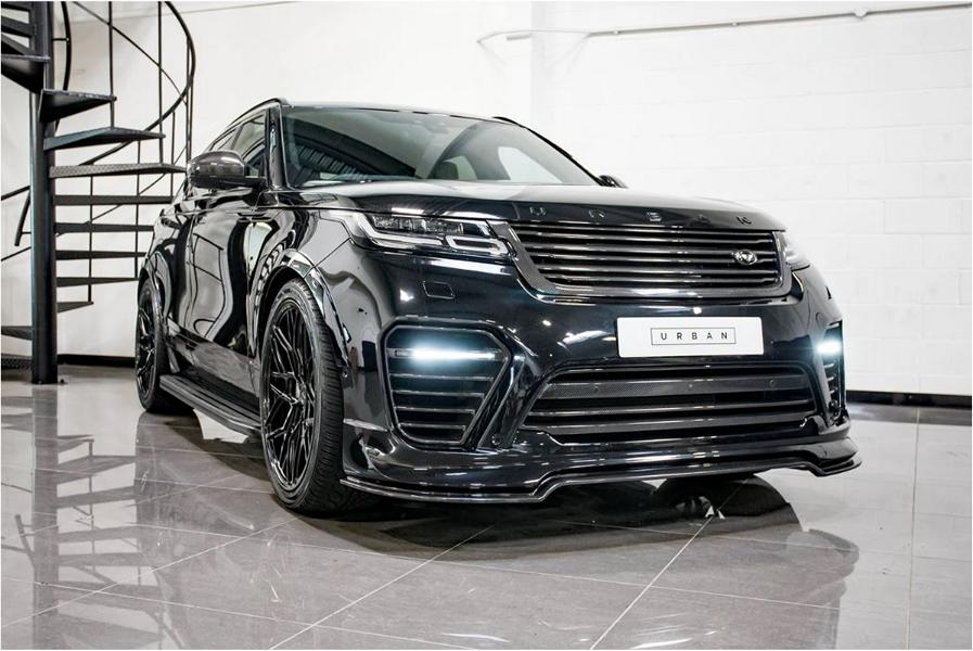 Range Rover Velar Urban Automotive Carbon Bodykit Tuning 15 Carbon Body: Range Rover Velar von Urban Automotive