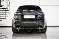 Range Rover Velar Urban Automotive Carbon Bodykit Tuning 3 190x127 Carbon Body: Range Rover Velar von Urban Automotive