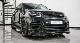 Range Rover Velar Urban Automotive Carbon Bodykit Tuning 310x165 Carbon Body: Range Rover Velar von Urban Automotive