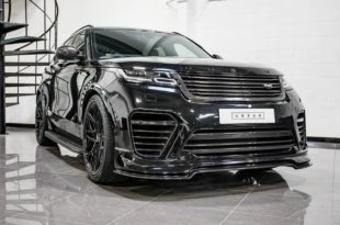 Range Rover Velar Urban Automotive Carbon Bodykit Tuning 310x205 Carbon Body: Range Rover Velar von Urban Automotive