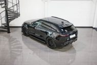 Range Rover Velar Urban Automotive Carbon Bodykit Tuning 5 190x127 Carbon Body: Range Rover Velar von Urban Automotive