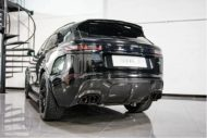 Range Rover Velar Urban Automotive Carbon Bodykit Tuning 8 190x127 Carbon Body: Range Rover Velar von Urban Automotive