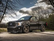 SpeedKore Ford F 150 Carbon Brantley Gilbert HRE TR105 Tuning 10 190x143 Go down! SpeedKore Ford F 150 mit 700 PS & Tieferlegung