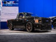 SpeedKore Ford F 150 Carbon Brantley Gilbert HRE TR105 Tuning 18 190x143 Go down! SpeedKore Ford F 150 mit 700 PS & Tieferlegung