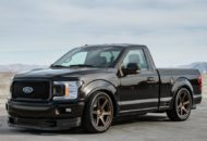 SpeedKore Ford F 150 Carbon Brantley Gilbert HRE TR105 Tuning 20 190x130 Go down! SpeedKore Ford F 150 mit 700 PS & Tieferlegung