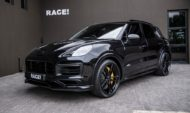 TECHART Porsche Cayenne Turbo Tuning Bodykit Auspuff Carbon 1 190x113 TECHART Porsche Cayenne Turbo by RACE! South Africa