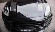 TECHART Porsche Cayenne Turbo Tuning Bodykit Auspuff Carbon 4 190x110 TECHART Porsche Cayenne Turbo by RACE! South Africa