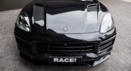 TECHART Porsche Cayenne Turbo Tuning Bodykit Auspuff Carbon 5 190x104 TECHART Porsche Cayenne Turbo by RACE! South Africa