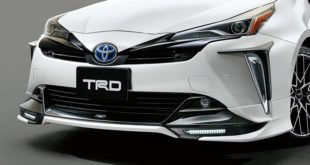 TRD Modellista Bodykit 2019 Toyota Prius Tuning 16 310x165 TRD Tuningparts am 2019 Toyota Hilux Black Rally Edition
