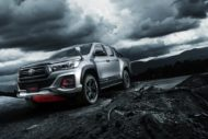 TRD Tuningparts 2019 Toyota Hilux Black Rally Edition 2 190x127 TRD Tuningparts am 2019 Toyota Hilux Black Rally Edition