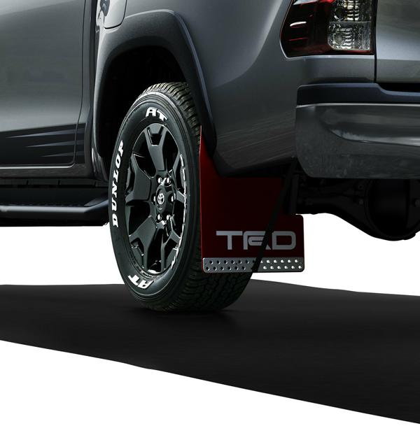 TRD Tuningparts 2019 Toyota Hilux Black Rally Edition 4 TRD Tuningparts am 2019 Toyota Hilux Black Rally Edition