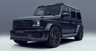 Urban Automotive Mercedes G63 AMG W463 Bodykit Tuning 2 310x165 Vorschau: Urban Automotive Mercedes G63 AMG (W463)