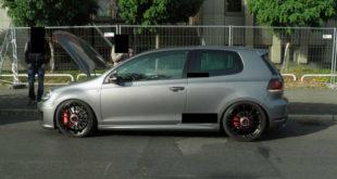 VW Golf GTI MK6 stillgelegt D%C3%BCsseldorf 310x165 Autos der 187 Straßenbande bei Konzert beschlagnahmt