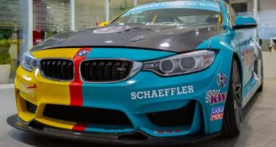 Widebody BMW M4 Schaeffler Tuning 310x165 Projekt DD2.JZ.! BMW Z4 Coupe mit 2JZ Power von Dotz