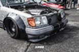 Widebody Mercedes 200E W124 BMW M50 Triebwerk Tuning 15 155x103 Widebody Mercedes 200E (W124) mit BMW M50 Triebwerk