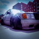 Widebody Mercedes 200E W124 BMW M50 Triebwerk Tuning 18 155x155 Widebody Mercedes 200E (W124) mit BMW M50 Triebwerk