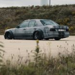 Widebody Mercedes 200E W124 BMW M50 Triebwerk Tuning 21 155x155 Widebody Mercedes 200E (W124) mit BMW M50 Triebwerk