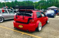 Widebody VW Golf Airlift Tuning R32 BBS R888 Alu's 5 190x124 Oberhammer! Widebody VW Golf R32 auf BBS R888 Alu's