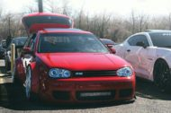 Widebody VW Golf Airlift Tuning R32 BBS R888 Alu's 6 190x126 Oberhammer! Widebody VW Golf R32 auf BBS R888 Alu's
