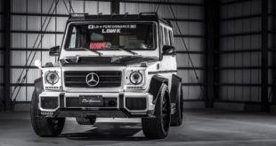 liberty walk widebody mercedes g63 amg w463 tuning 1 310x165 Quickly a new look decorative stripes & trim