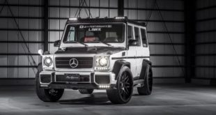 liberty walk widebody mercedes g63 amg w463 tuning 4 310x165 LB Silhouette WORKS GT Nissan 35GT RR Widebody Kit