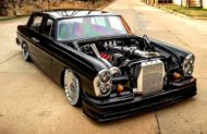 1969 Mercedes Benz 280 S Chevy V8 Eurowise Restomod 26 190x123 1969 Mercedes Benz 280 S mit 650 PS Chevy V8 von Eurowise