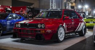 1993 Carbon Widebody Lancia Delta Integrale Evo II Tuning 25 310x165 Irre: 1993 Carbon Widebody Lancia Delta Integrale Evo II