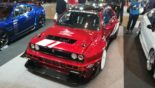1993 Carbon Widebody Lancia Delta Integrale Evo II Tuning 44 155x88 Irre: 1993 Carbon Widebody Lancia Delta Integrale Evo II
