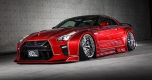2019 Kuhl racing Widebody Kit Nissan GT R R35 Tuning 6 1 e1548232700859 310x165 2019 Kuhl racing Widebody Kit am Nissan GT R (R35)
