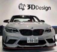 3D Design Bodykit BMW M2 Competition F87 2019 Tuning 1 190x172 3D Design Bodykit für den BMW M2 Competition (F87)