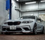 3D Design Bodykit BMW M2 Competition F87 2019 Tuning 2 190x172 3D Design Bodykit für den BMW M2 Competition (F87)