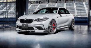 3D Design Bodykit BMW M2 Competition F87 2019 Tuning 3 1 310x165 BMW X2 (F39) SUV mit Bodykit von 3D Design aus Japan